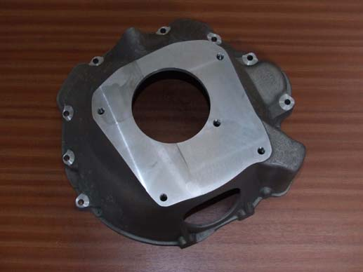 Gearbox bell housing T5 box