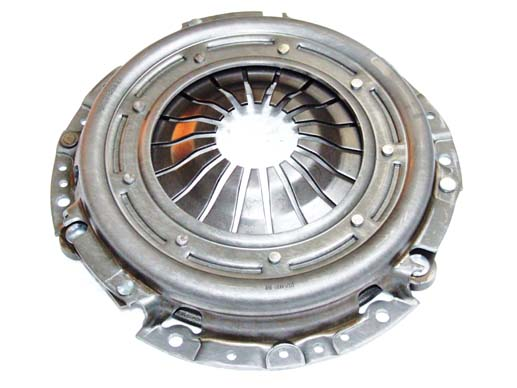 Power clutch cover