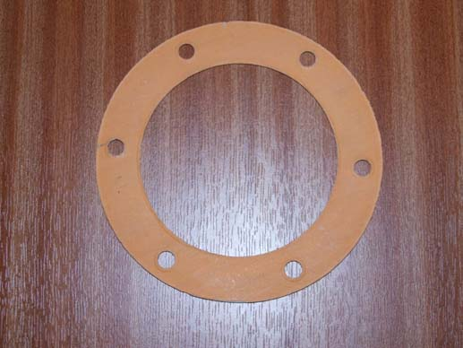 Manifold to y piece gasket (large diameter 6 hole)