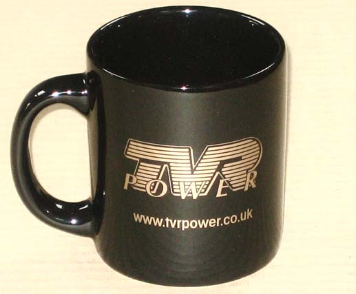 TVR Power mug