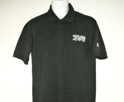 TVR Power polo shirt