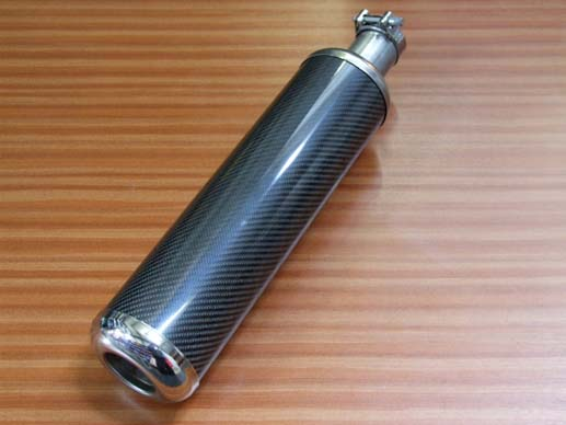 Replacement exhaust cans